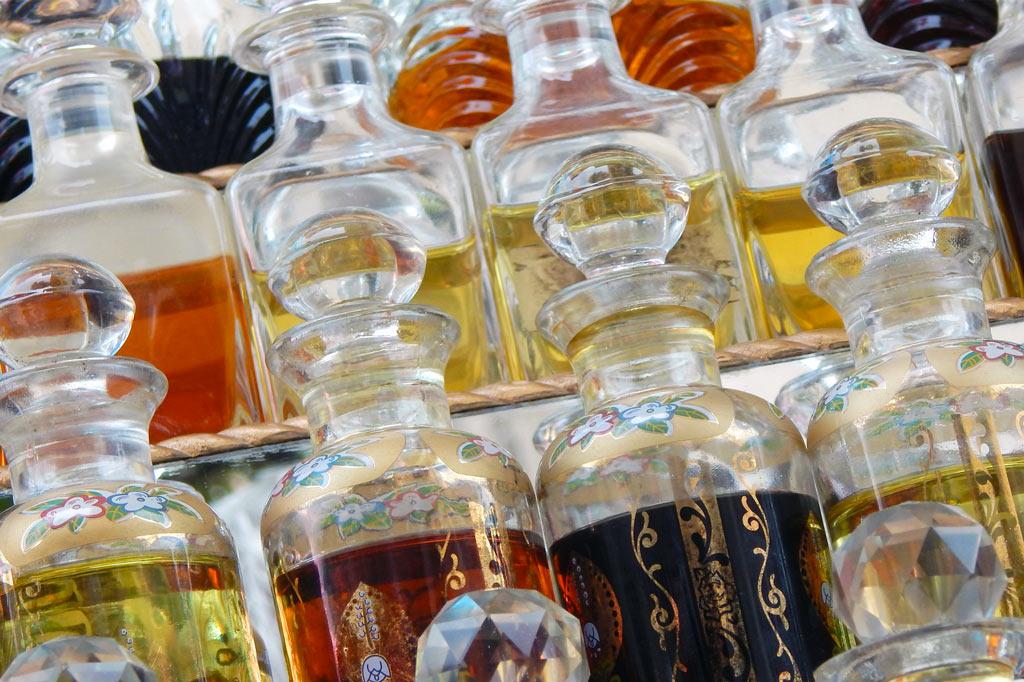 Flacon de parfum Instantanez Ateliers de création de parfum Bordeaux